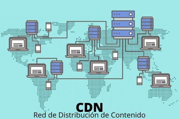 CDN (Red de Distribución de Contenido)